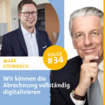 """Mark Steinbach im Podcast """"Diagnose: Zukunft! Das Corona-Special"""" über die Digitalisierung im Gesundheitswesen"""